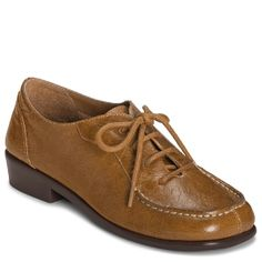 Women's Aerosoles Dubblegum - Dark Tan Leather