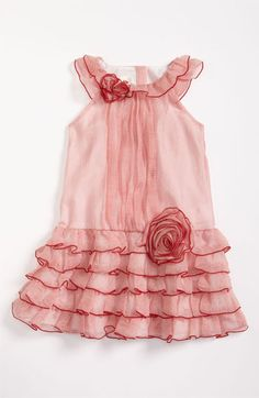 Isobella & Chloe 'Harper' Dress (Toddler) available at Nordstrom