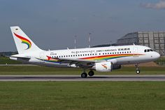 TIBET AIRLINES by Björn Strey, via Flickr