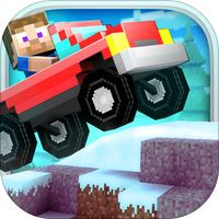 Blocky Roads Winterland by Dogbyte Games Kft.