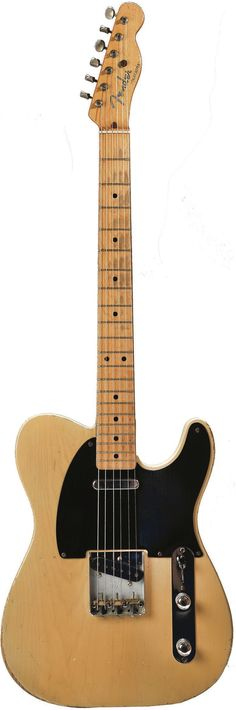 Fender Custom Shop 1952 Telecaster - Relic