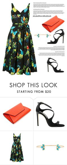 """""""SPRING HAS SPRUNG!"""" by elizabethhorrell ❤ liked on Polyvore featuring Zara, STELLA McCARTNEY, Marc Jacobs and ZoÃ« Chicco"""