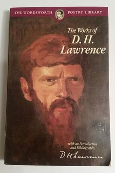 The Complete Poems of D. H. Lawrence (1994, Paperback) Wordsworth Poetry Library