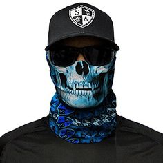 SA Company Face Shield Pasamontañas     Varios Designs     Multi unkti ONS  Bandana Máscara 03db859aea0