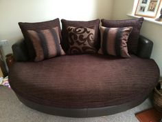 curved loveseat cuddle couch - Google Search | Furniture ...