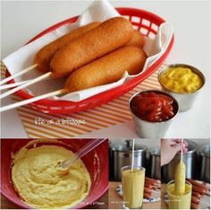 Ingredientes  1 xícara de farinha de milho amarela 1 xícara de farinha de trigo 1/4 de xícara de açúcar 4 colheres de chá de fermento em pó 1/4 colher de chá de sal 1 ovo 1