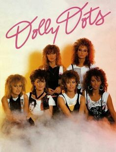 Dolly Dots - Love me just a little bit more. Good Old Times, The Good Old Days, Old Music, Music Tv, Throwback Day, Les Sentiments, Teenage Years, Girl Bands, Back To The Future