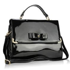 Minerva Collection High Gloss Patent Satchel Handbag Black Minerva Collection, http://www.amazon.co.uk/dp/B001IYKZ4S/ref=cm_sw_r_pi_dp_F4MUqb1JG8V3N
