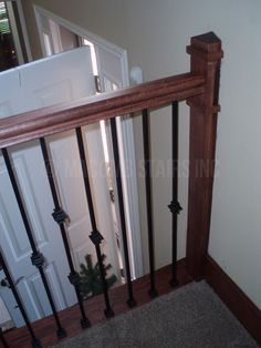 Bon Half Newel Post At Wall Newel Posts, Entryway, Stairs, Photo Galleries,  Appetizer
