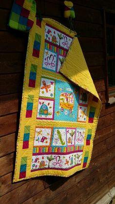 patchwork deka pro Tomáška
