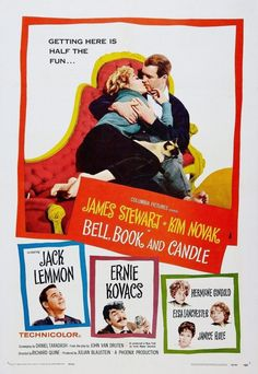Here are the most popular Christmas movies the year you were born. Falling In Love With Him, Love Her, Ernie Kovacs, Popular Christmas Movies, Modern Day Witch, Elsa Lanchester, Jack Lemmon, Kim Novak