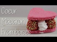[St Valentin] Coeur Macaron Framboises (english subtitles) - YouTube