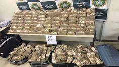 De nuevo: hallan 40 millones de bolívares en Brasil