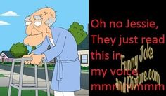 Will this make you laugh? Herbert the Pervert