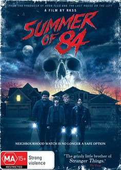 Lato 84 / Summer of 84 (2018) – Szukaj wGoogle All Movies, Movies 2019, Movies Online, Movies And Tv Shows, Aeon Flux, Prom Night 1980, Jason Gray, Brooklyn's Finest, Sibling Relationships