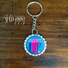 Pregnant Custom Key Chain Keychain Made to Order ADD A PHOTO OPTION! by HappyTessa