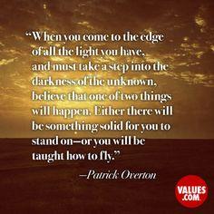 —Patrick  Overton Author, poet, teacher.