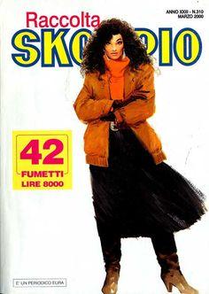 Fumetti EDITORIALE AUREA, Collana SKORPIO RACCOLTA n°310 MARS 2000