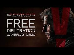 Metal Gear Solid V - Freedom of Infiltration Gameplay Demo - http://www.trillmatic.com/metal-gear-solid-v-freedom-infiltration-gameplay-demo/ - Watch the new gameplay demo for the upcoming 'Metal Gear Solid V: The Phantom Pain'.  #MGSV #MGS5 #PS4 #PS3 #Konami #MetalGearSolidV #Xbox360 #XboxOne #MetalGearSolid5 #Gaming #Trillmatic #TrillTimes