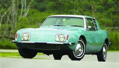 スチュードベーカー・アヴァンティ | Studebaker Avanti (1962-63)