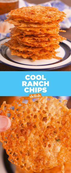 Cool Ranch Crisps