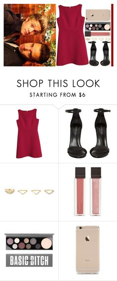 """With Niall Horan And Liam Payne"" by angelbrubisc ❤ liked on Polyvore featuring Kate Spade, Shoe Cult, Charlotte Russe and Jouer"