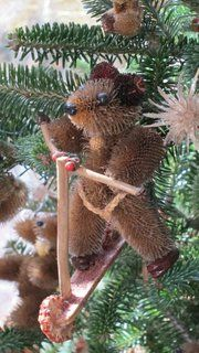 another thistle creation - Mountain Farmgirl >> Christmas Critters