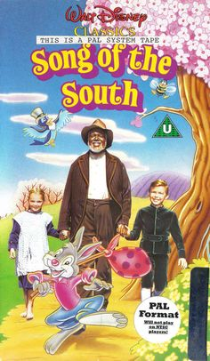 Song of the South (1946) | 26 Hard-To-Find Movies That Remind Us Why VHS, DVD, And LaserDisc Still Matter