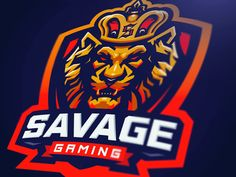 We present Savage Gaming's logo for 2017.