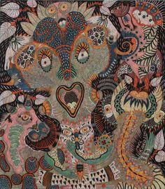 outsider art fair 2014 | Joël Lorand