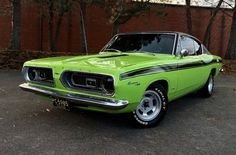 Mopar Muscle Cars Awesome 123
