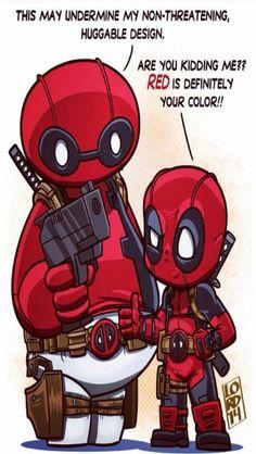 Bahahaha Deadpool