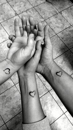 Semi colon friend tattoos love