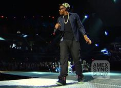HOLD ON. Jay Z in Nike Air Yeezy 2s.