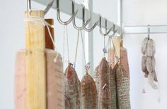 professional kitchen meat hook - Google Search
