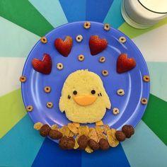 Piyopiyo breakfast