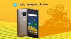 """After Moto G5 plus, Motorola releases their new 5th generation phone in the series of """"Moto G"""" with the name of motoG5 in India."""