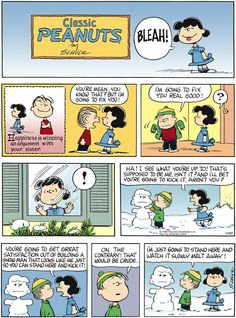 Peanuts by Charles Schulz on November 2011 - Snoopy Cartoon, Peanuts Cartoon, Peanuts Gang, Peanuts Comics, Snoopy Comics, Garfield Comics, Snoopy Love, Snoopy And Woodstock, Funny Cartoons