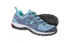 salomon ellipse 2 gtx light trail shoes - women's tail