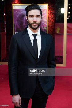 Tahar Rahim attends the 'The Looming Tower' premiere during the 68th Berlinale International Film Festival Berlin at Zoo Palast on February 20, 2018 in Berlin, Germany.