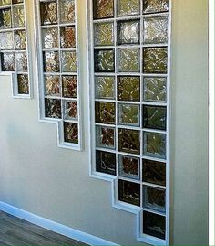 This is a #great #blend of #earthtone #colors. The #client created cut outs in a wall going down her #stairs to let #light in. It #creates a #beautiful #decorative #focalpoint to both her stair well area, as well as the otherwise blank sheet #rockwall in her #Den!! #glassblockwarehouse http://www.glassblockwarehouse.com/ . . . #homedecor #glassblock #ideas #homeimprovement #renovation #naturallight #interiordesign #residential #commercial #exteriordesign #exterior