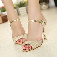 0323b0a03 2014 Summer new fashion Women sweet princess high heels shoes fish head  sandals fine with sandals
