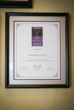 Michelin Award