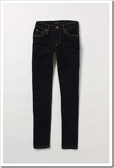 Twiggy James Jeans $30 on sale 2010 from #anthropologie