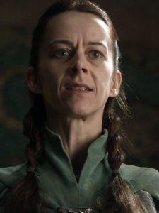 Kate Dickie as Lysa Arryn - Game of Thrones