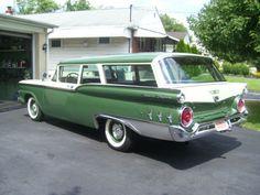 1959 Ford 2 Door Ranch Wagon
