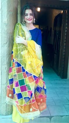 04bbed79 Indian Suits, Punjabi Suits, Indian Wear, Ayeza Khan, Pakistani Actress,  Pakistan