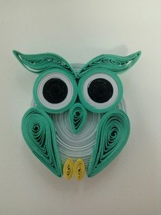 Quilled owl