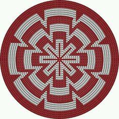 Worki mochilla i wayuu Mochila Crochet, Bag Crochet, Crochet Purses, Crochet Chart, Filet Crochet, Tapestry Crochet Patterns, Tapestry Bag, Craft Patterns, Beading Patterns