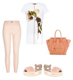 """Cosmina"" by cosmina79 on Polyvore featuring N°21, CÉLINE, Dolce&Gabbana and River Island"